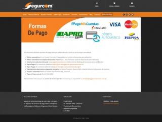 Segurcom_Formas_de_pago